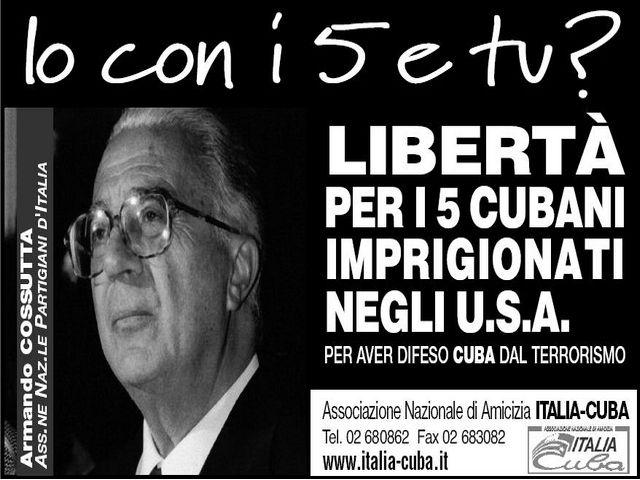 Armando Cossutta per i Cinque